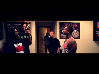 """Frenchie Ft Chaz Gotti """"A Hunna"""" (Making of Record A Hunna)"""