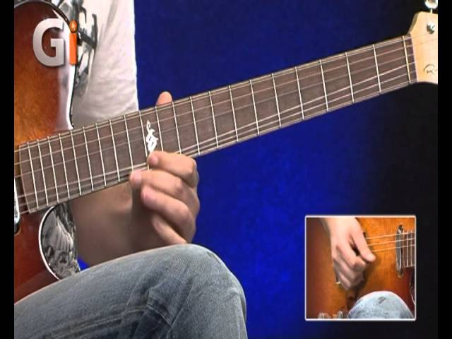 Richie Kotzen Masterclass Lesson Performance Tom Quayle Guitar Interactive Issue 14