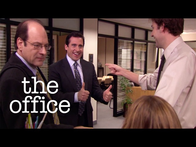 Ayyy! How to Swerve the Phone Salesmen The Office US