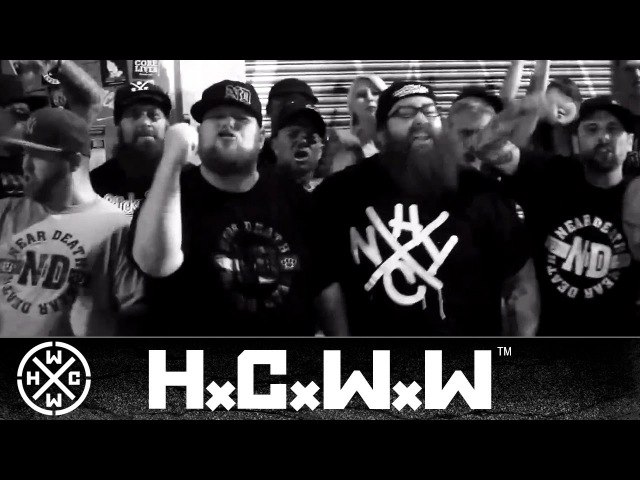 COLDSIDE FT. ROGER MIRET AF FREDDY MADBALL - OUTCASTS, THUGS OUTSIDERS (OFFICIAL VERSION HCWW)