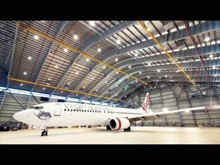 Repainting our Virgin Australia Boeing 737