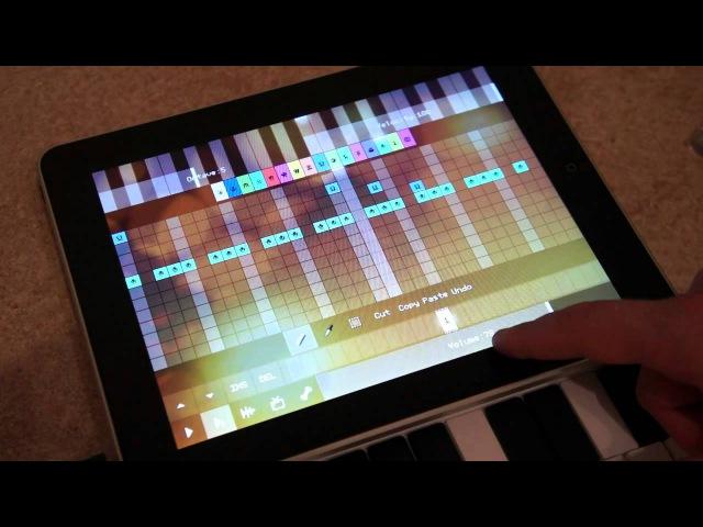 PixiTracker копирование вставка из других iOS приложений