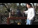 San Jose Potter Paul Rubio Gives Raku and Saggar Firing Workshop
