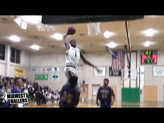 Kostas Antetokounmpo POSTERIZES Defender!! Dunk of the Year Candidate or Charge??