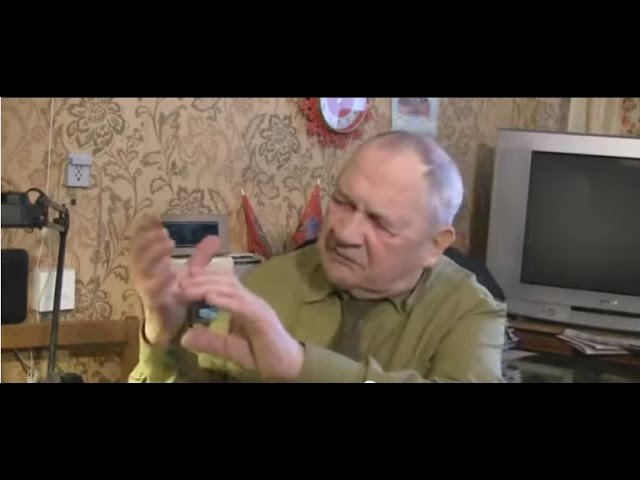 Рассказ 90 летнего старика о сверх возможностях Человека!