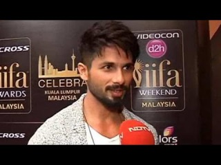Everybody is telling me about my wedding: Shahid Kapoor