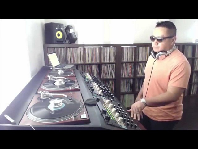 HOUSE MUSIC MIX BY DJ CARY CARREON ( SESSION 004 ) ALL VINYL SET