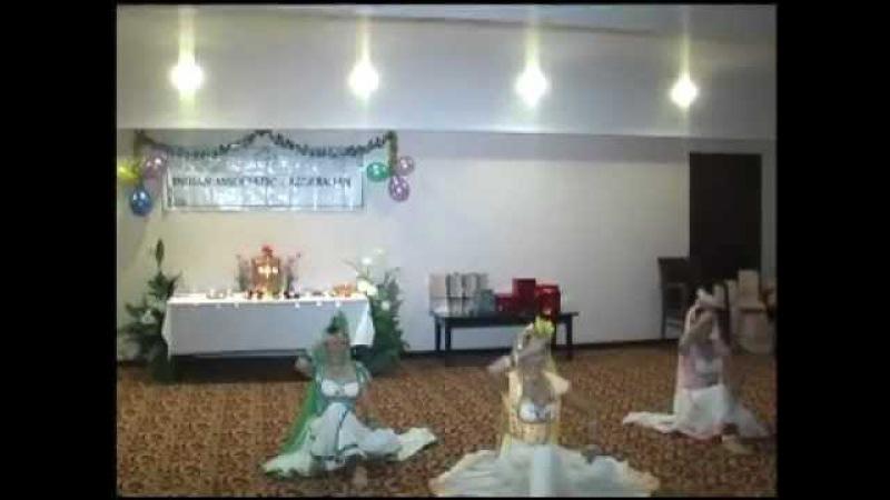 Chilman Uthegi Na Oksana Rasulova indian dance