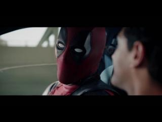 DEADPOOL фильм трейлер №2 (Русский) RussFegg