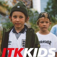 Логотип ITK KIDS