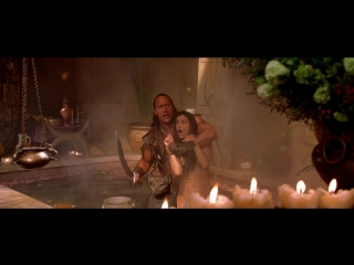 "Келли Ху (Kelly Hu nude scenes in ""The Scorpion King"" 2002)"