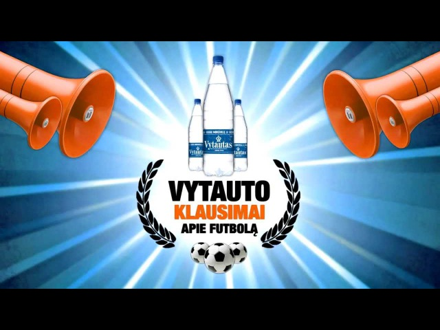 Vytautas TV Reklamos Futbolo Čempionatui