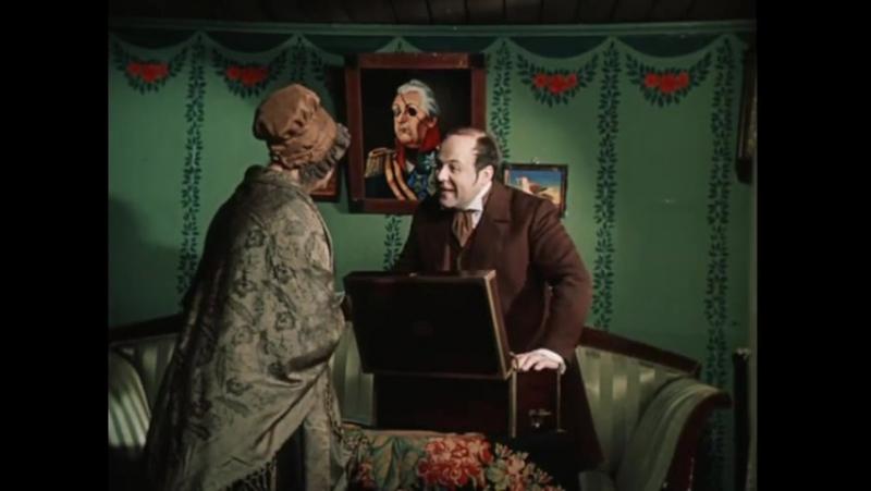 Мёртвые души 2 5 серия 1984