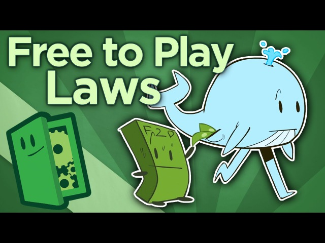 Free to Play Laws Can We Stop Predatory Practices Extra Credits