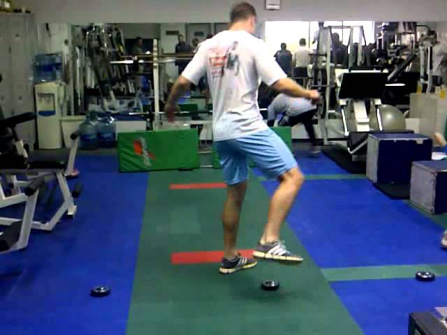 FitLight Trainer™Argentina Soccer Training 6 by Prof Diego Giacchino