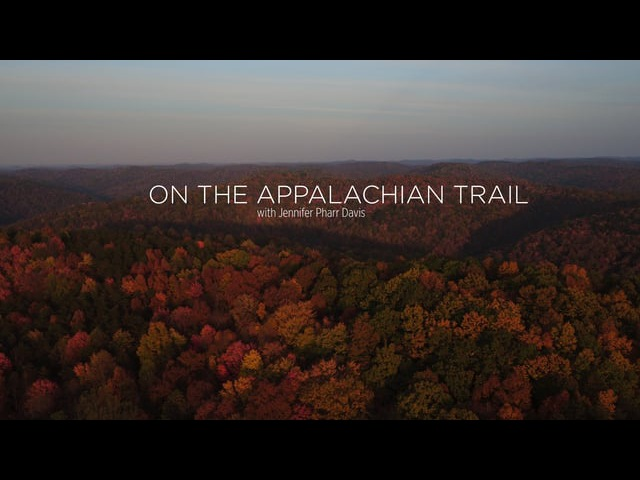 On The Appalachian Trail With Jennifer Pharr Davis