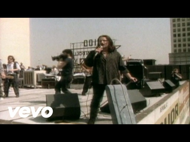 U2 Where The Streets Have No Name Official Video