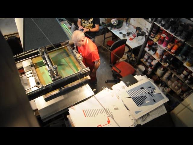 Petro Slak Aesthetics silkscreen