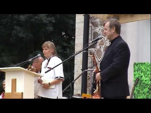 Arvo Survo Inkerin kirkon 400 v juhla