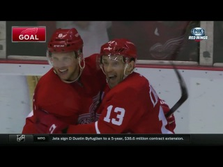 Pavel Datsyuk 2 Goal Game vs Fla - 2/8/16