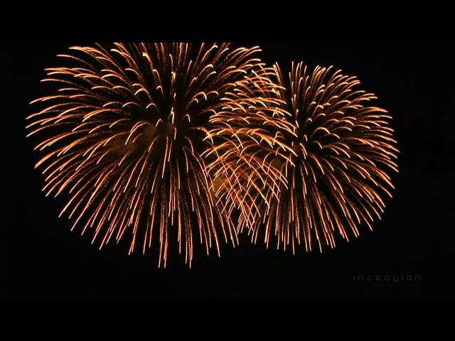 Happy New Year 2020 Fireworks Frohes Neues Jahr HD