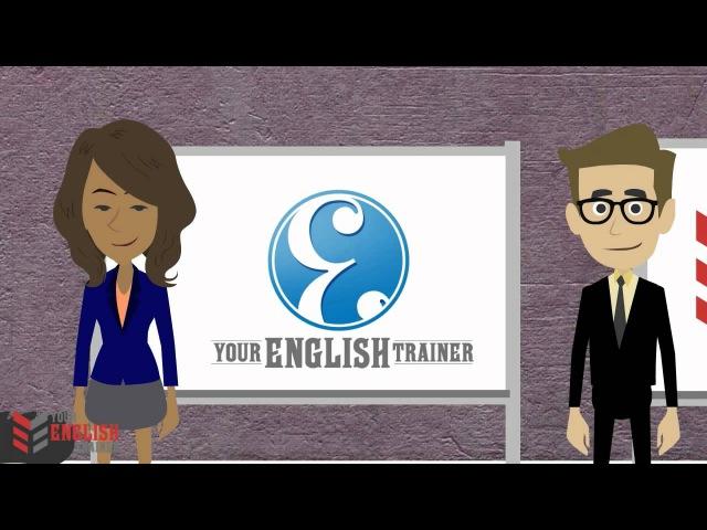 Урок разговорного языка. Английский язык. Мультсериал Study Office. 15