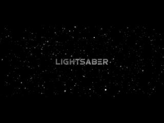 [mv] 151111 exo - lightsaber (exo ¦ star wars collaboration project)