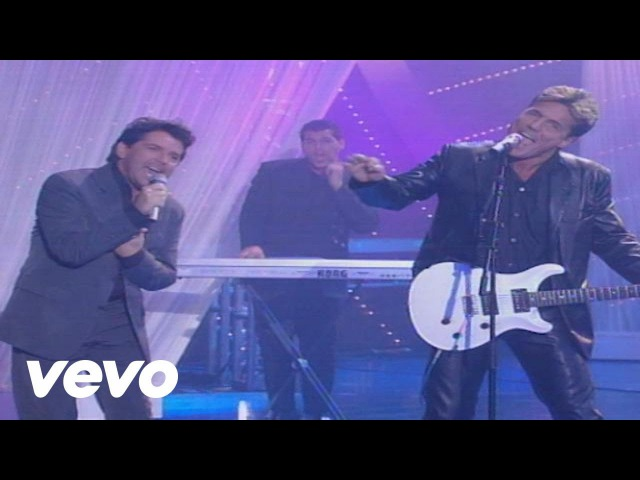 Modern Talking We Take The Chance WDR Die Lotto Show 17 10 1998 VOD
