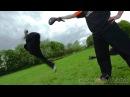 Юрий Бойка Скотт Эдкинс удары Тхэквон-До 2 / Yuri Boyka Scott Adkins Taekwon-Do kicks