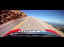 911 GT2 RS record setting run at Pikes Peak 2011