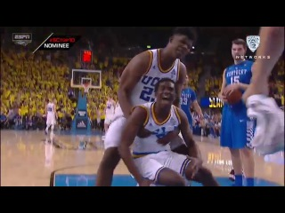 Highlight: UCLA's Prince Ali with the monster jam against No. 1 Kentucky