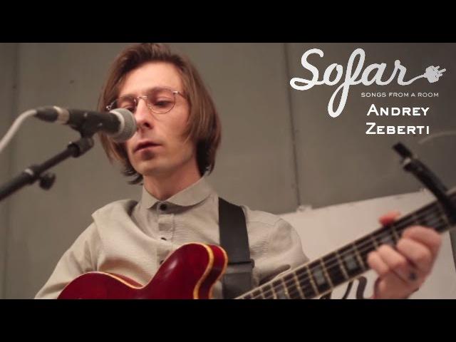 Andrey Zeberti - Я и твой кот | Sofar St. Petersburg