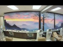 Grand Canyon Mural Time-lapse