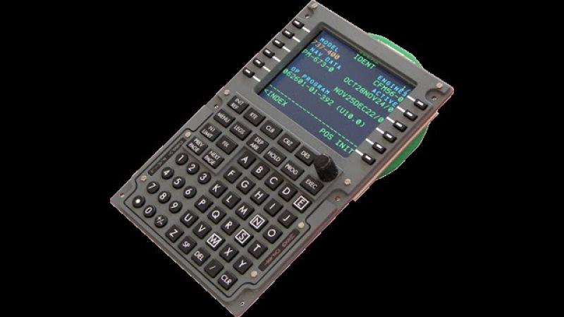[FSX] Гайд по настройке FMC B737