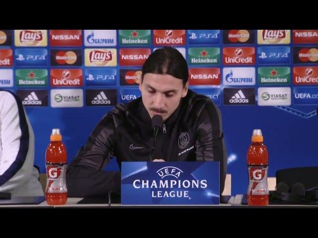 Zlatans drömscenario: Sätta tre mål och publiken skriker mitt namn TV4 Sport