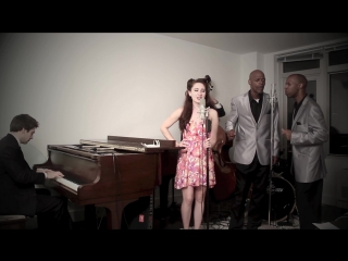 We Can't Stop - 1950's Postmodern Jukebox Doo Wop Miley Cyrus Cover ft. Robyn Adele Anderson, The Tee - Tones