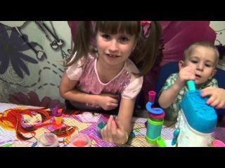Чудо-машина для изготовления мороженного Play Doh из серии Sweet Shoppe