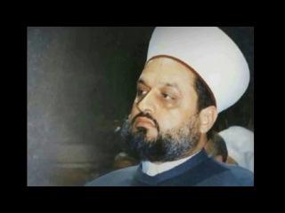 Шейх Низар Аль-Хьалябий, лев Аhлюс-Сунны уаль-Джама'а