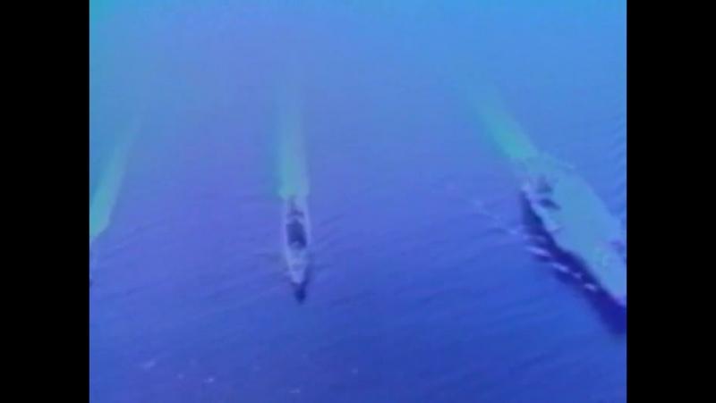 Война на море Суперавианосцы