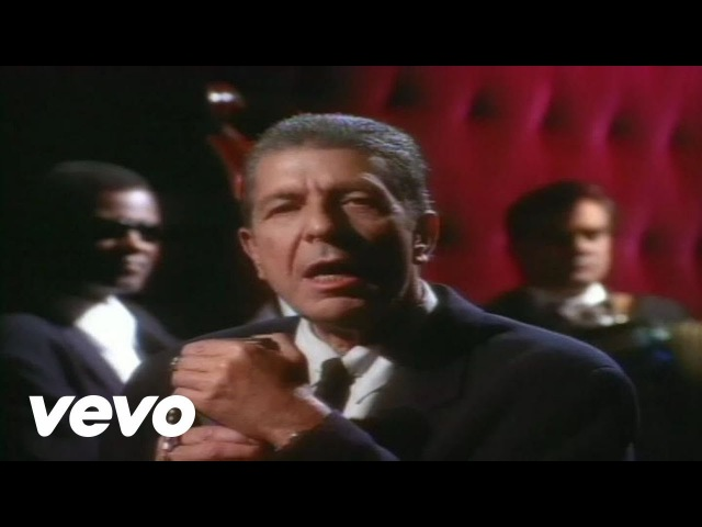 Leonard Cohen - Dance Me to the End of Love (Official Video)