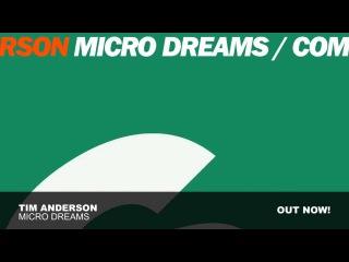 Tim Anderson - Micro Dreams (Original Mix)