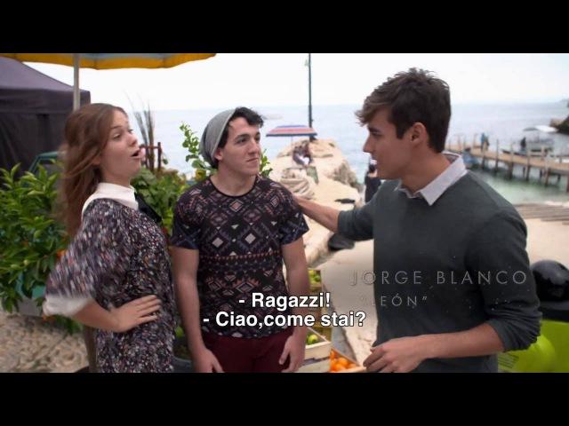 Tini - La Nuova Vita di Violetta - Jorge, Georgina e Francisco - Pod dal film | HD