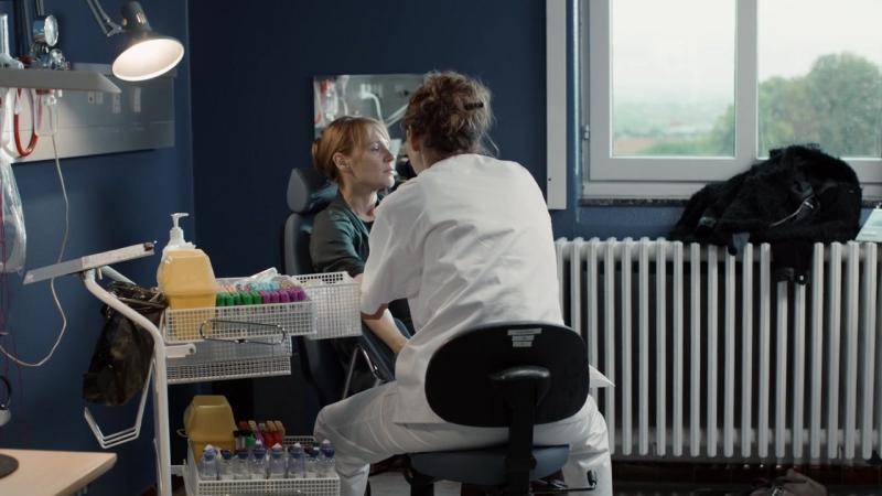 Дикте Свендсен 2013 8 серия из 10 Страх и Трепет