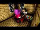 Диллерон и Миникотик. Minecraft Мультики Приколы Майнкрафт Анимация