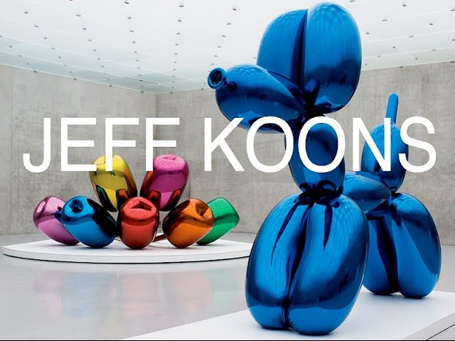 Jeff Koons BBC Imagine Documentary 2015