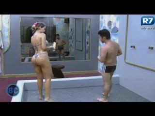 A Fazenda 6 Andressa Urach Tomando Banho Com Yudi | Brazilian Girls vk.com/braziliangirls