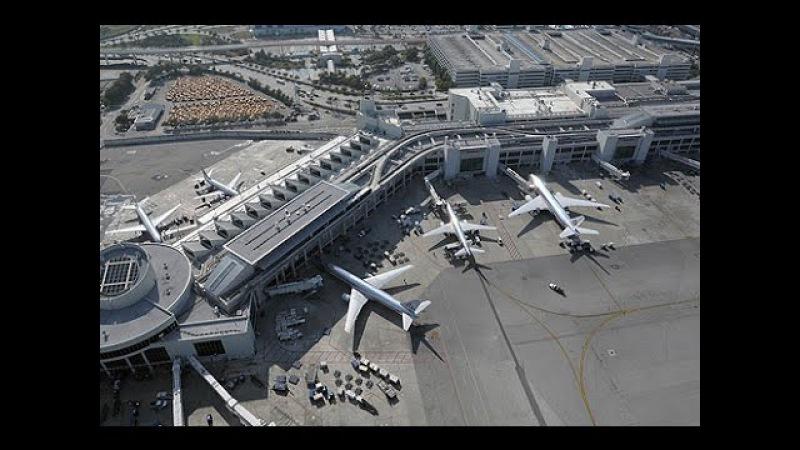 Взгляд изнутри Сутки в аэропорту Майами Документальные фильмы National Geographic HD
