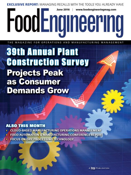 FoodEngineering June 2016