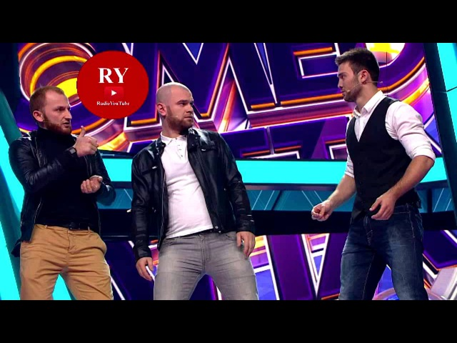 Comedy Баттл Последний сезон Трио Томми Ли Джонс полуфинал Radio YouTube