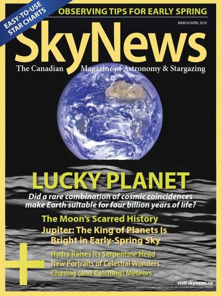 SkyNews - March-April 2016